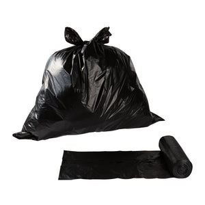 Garbage Bag 42x48 Extra Strong Black, Case 25x4