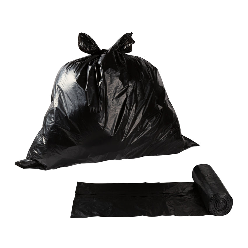 Garbage Bag 42x48 Extra Strong Clear, Case 25x4