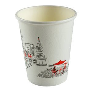 Cup Ideal Feel Hot 8oz, Case 50x20