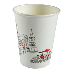Cup Ideal Feel Hot 12oz, Case 50x20