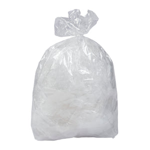 Bag Poly 11lb Clear, Case 100x12