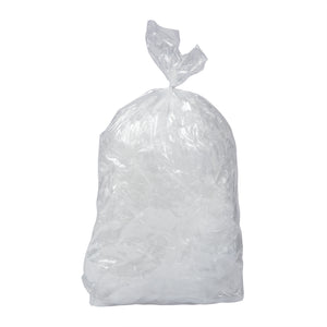 Bag Poly 12lb Clear, Case 500