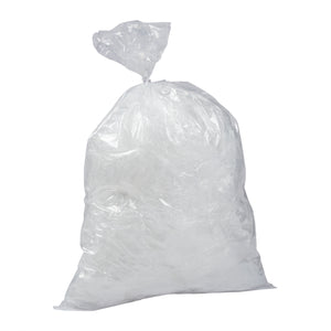 Bag Poly 15lb Clear, Case 200