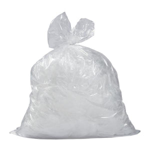 Bag Poly 25lb Clear, Case 200