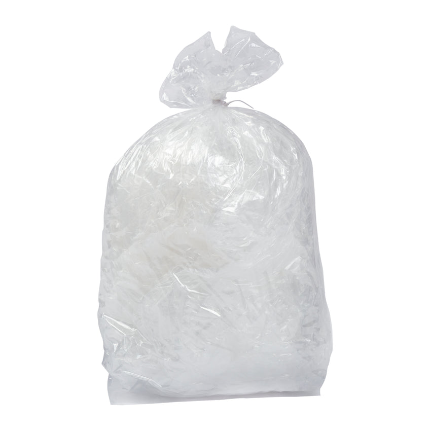 Bag Poly 2lb Clear, Case 500x4