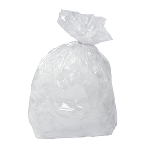 Bag Poly 4lb Clear, Case 100x40