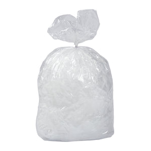 Bag Poly 500x8 5lb Clear, Case 500x8