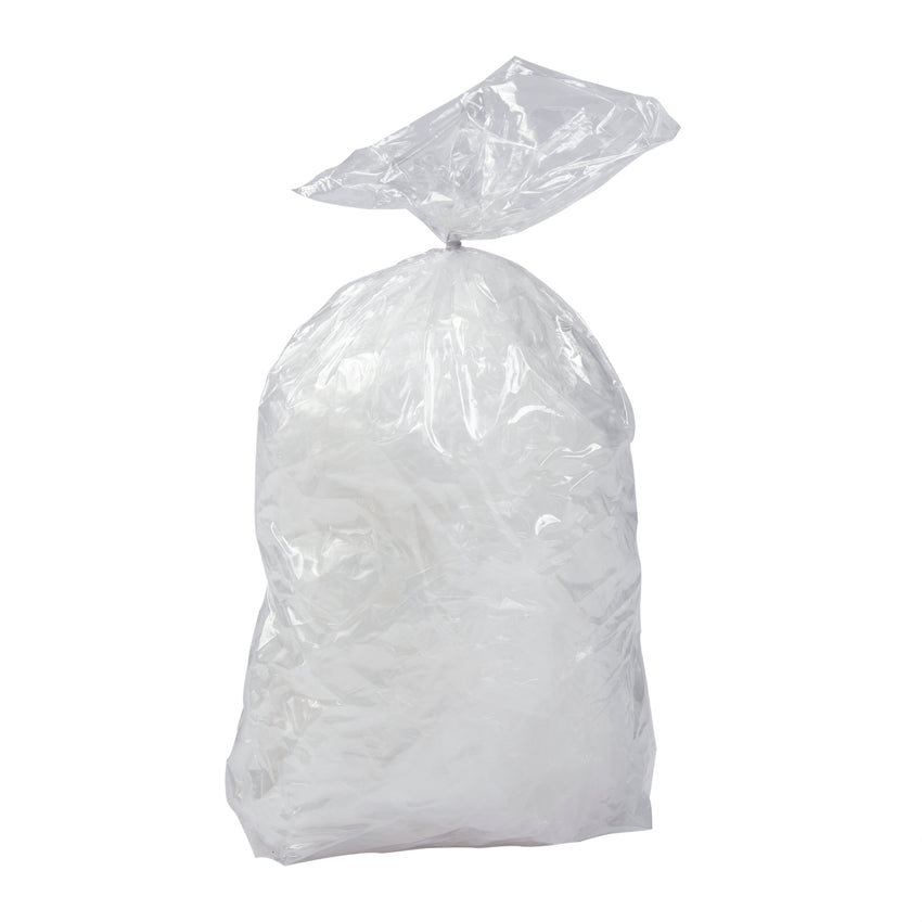 Bag Poly 6lb Clear, Case 100x40