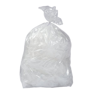 Bag Poly 8lb Clear, Case 500
