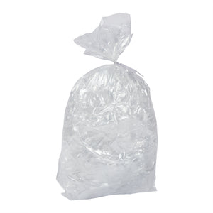 Bag Poly 9lb Clear, Case 500