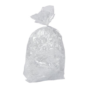 Bag Poly 9lb Clear, Case 100x12