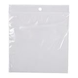 "Bag Reclosable Poly 4x4"" w Peg Hole, Case 1000"