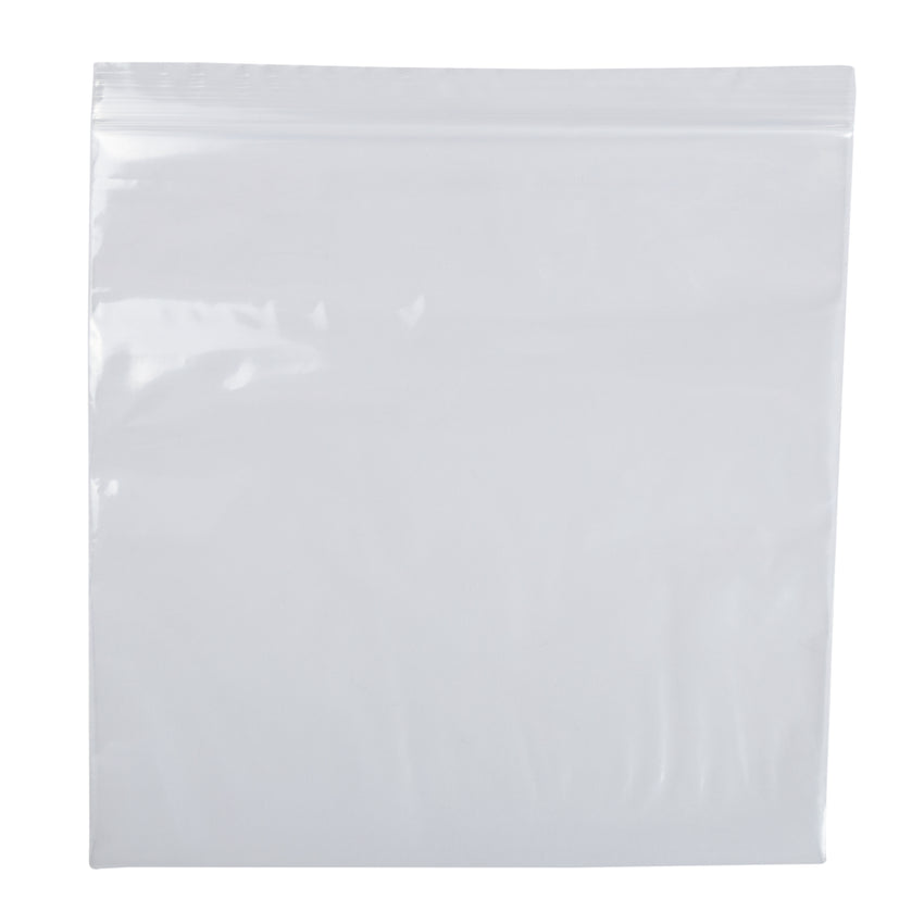 "Bag Reclosable Poly 8x8"" 2ml, Case 1000"