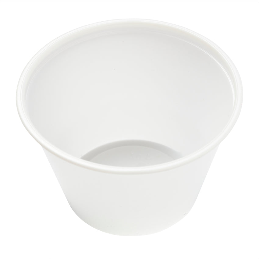 Portion Cup 4oz Clear, Case 100x24