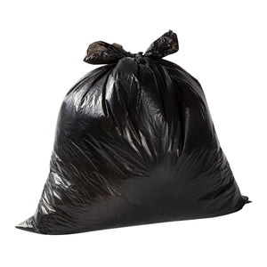 Garbage Bag 30x38 Heavy Black, Case 25x4