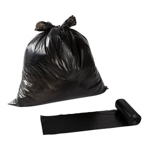 Garbage Bag 26x36 Heavy Black, Case 25x8