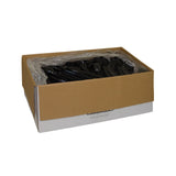Teaspoon MW Polystyrene Black Layer Pack, Case 1000