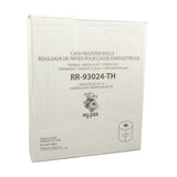"Register Roll Thermal Paper 3.125""x205', Case 10x5"