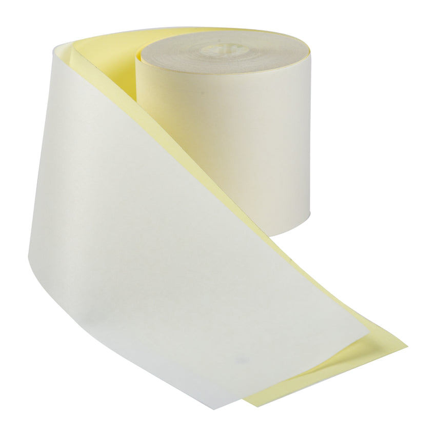 "Register Roll 2 Ply Carbonless 3""x100', Case 10x5"