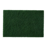 Scouring Pad Medium Duty Nylon Green, Case 10x2
