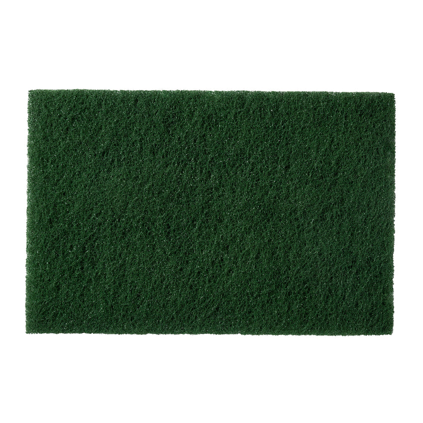 "Scouring Pad Medium Duty 6x9"", Case 6x10"