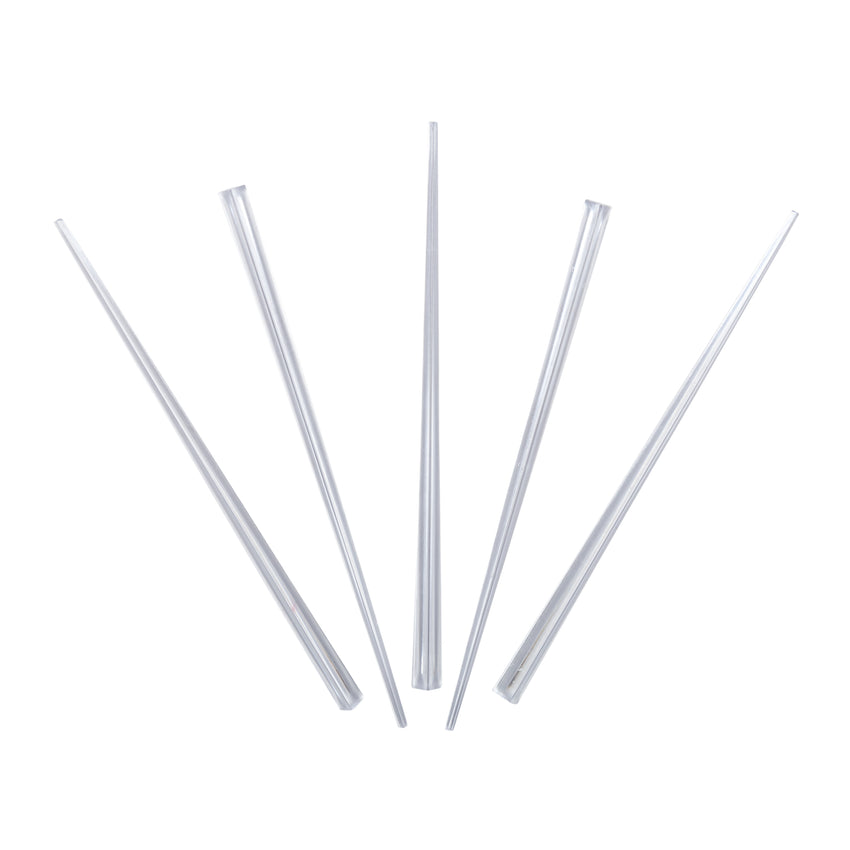 "Stirrer Martini Tri Pick 4.5"" Clear, Case 2000"