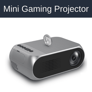 Mini Gaming Projector (HD) - jeenostore