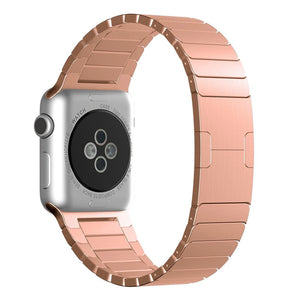Bracelet en acier inoxydable Apple iWatch