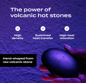 Hot Stone Set For Home Use
