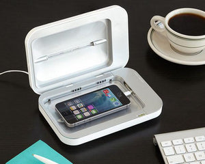 PhoneSoap UV Phone steriliser case