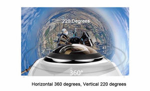 VeeReal™ 360 Degree VR 4K Action Camera - jeenostore