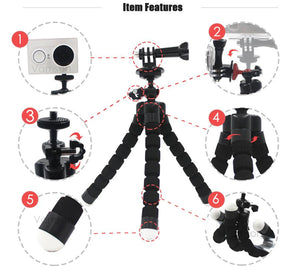All-in-one Gopro Accessory Kit (Hero 6, 5, 4, 3,) - jeenostore