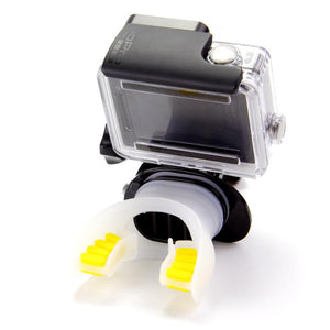 Gopro Mouth Piece for Surfing/Snowboard ( Hero 5, 4, 3) - jeenostore