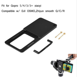 Gimbal Adapter for GoPro Hero 6 5 4 3+ - jeenostore