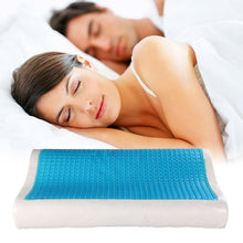 Anti-Snore + Cooling Pillow (2-in-1) - jeenostore