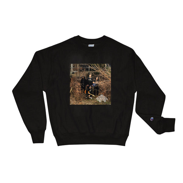 The Basement Sounds Vol:1 Champion Sweatshirt