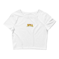 TrapvillaORIGINALS - Flame Women's Crop Tee