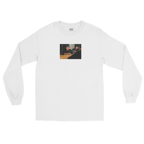 VERSUS - FREDOxDEEP Long Sleeve T-Shirt