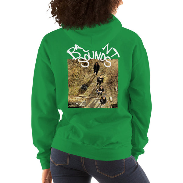 The Basement Sounds Vol:1 Hooded Sweatshirt