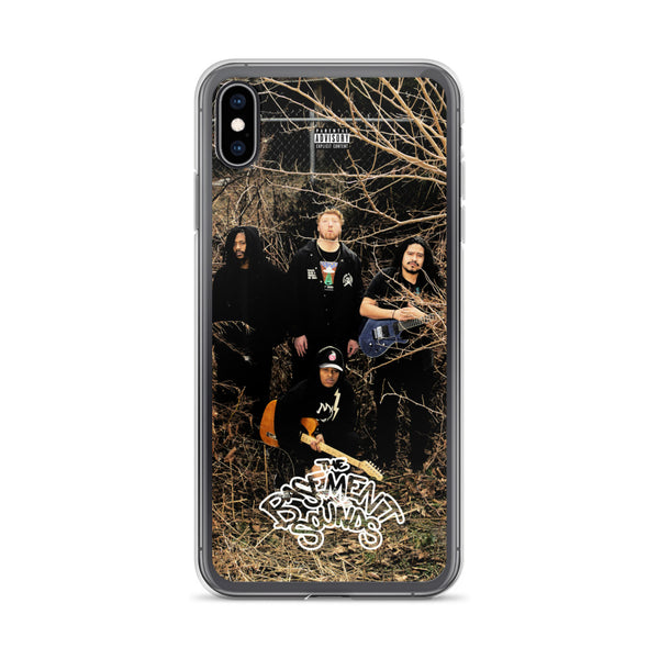 The Basement Sounds Vol: 1 iPhone Case