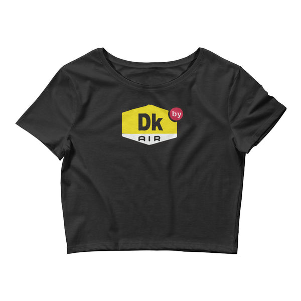 DICKBYGEAR - DKBYAIR Women's Crop Tee