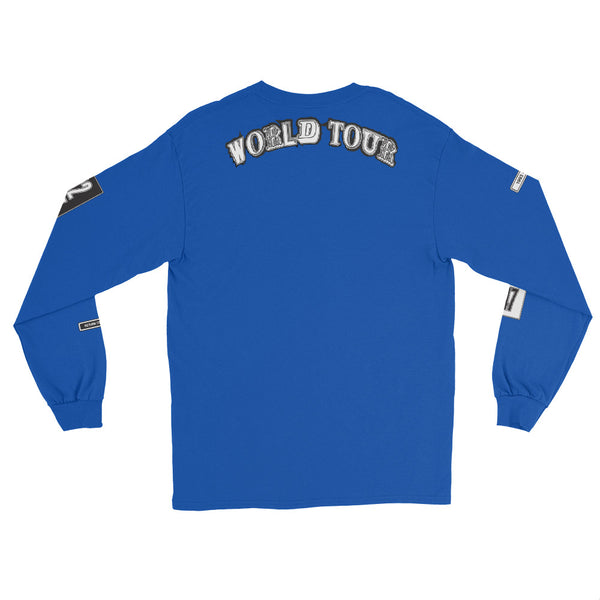 TrapvillaORIGINALS - NOTAJACKET Long Sleeve T-Shirt