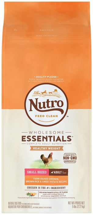 Nutro Adult Dog Small Breed - Chicken, Rice & Sweet Potato