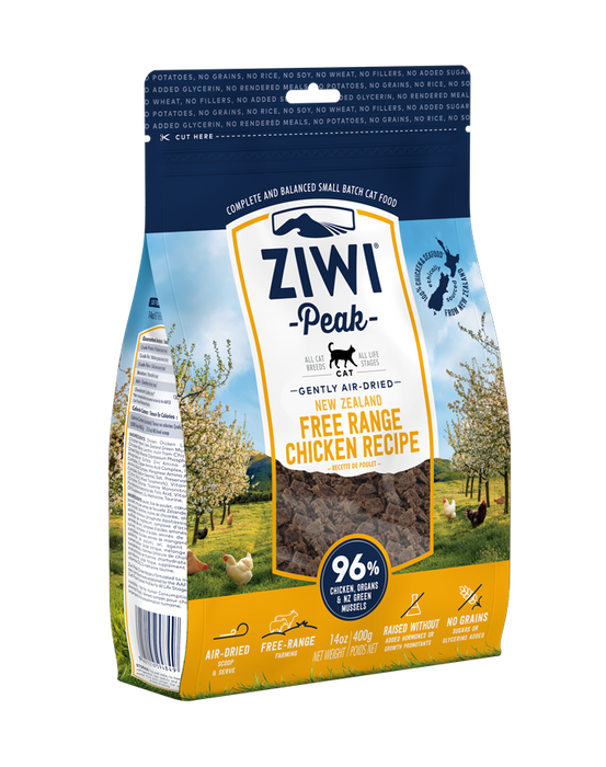 Ziwi Peak Air Dried Chicken Cat Food