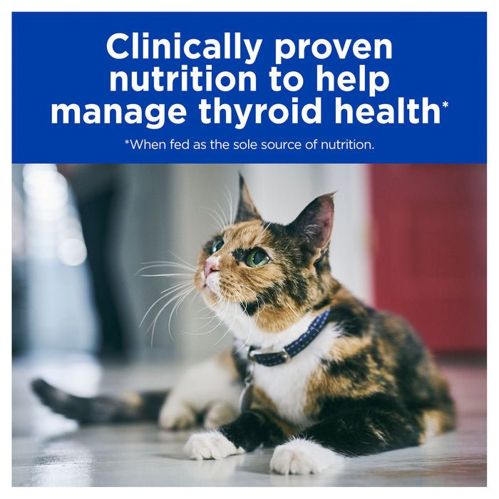 Hill's Prescription Diet y/d Thyroid Care 1.8kg
