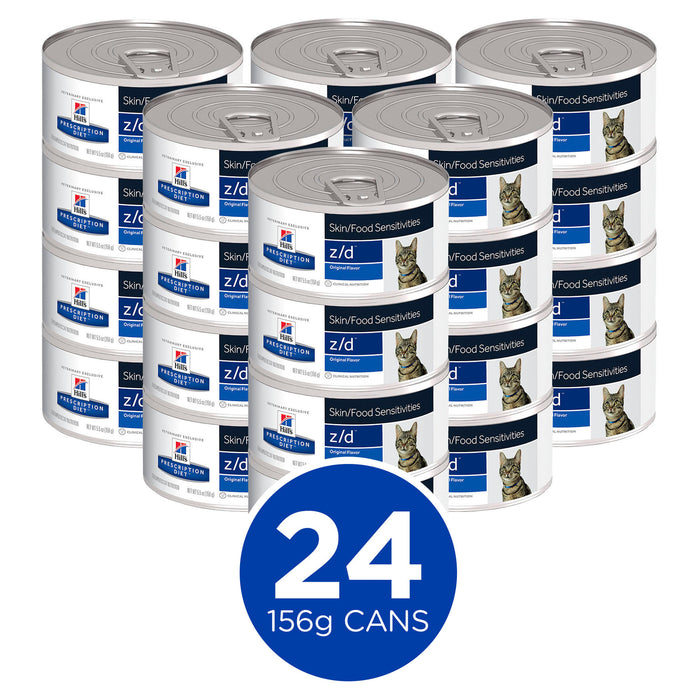Hill's Prescription Diet z/d Skin/Food Sensitivities 24 x 156g cans