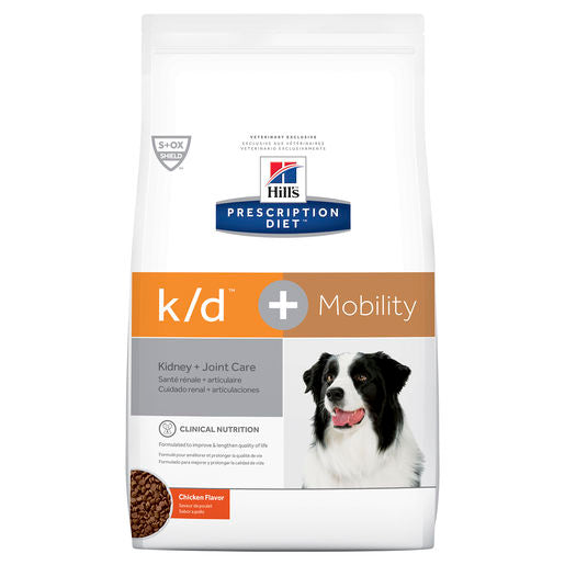 Hill's Prescription Diet k/d Kidney Care + Mobility 8.48kg