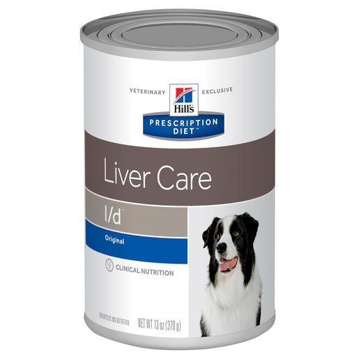 Hill's Prescription Diet l/d Liver Care 12 x 370g cans
