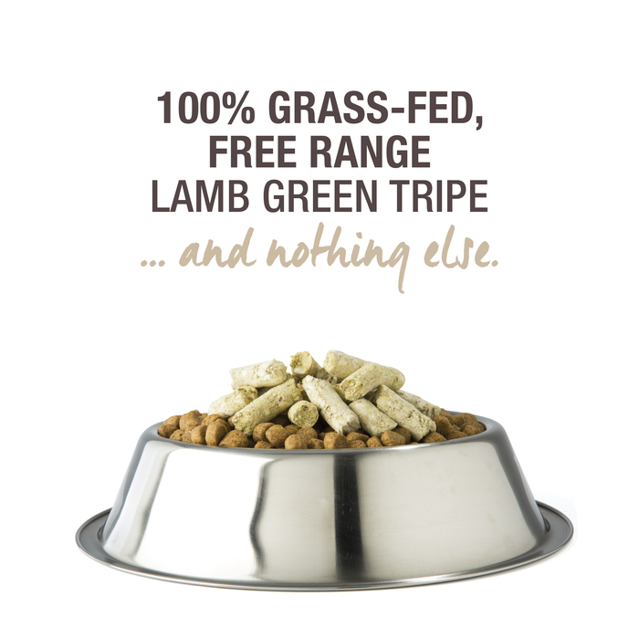 K9 Natural Freeze Dried Lamb and Green Tripe Booster 200g