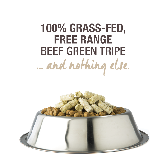 K9 Natural Freeze Dried Beef and Green Tripe Topper 75g